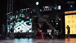 European Dream Team vs Bboy World Asia (semi) ►.stance x BBIC ◄