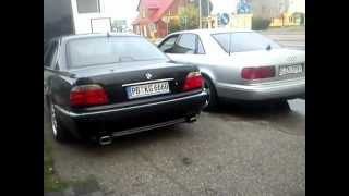 bmw e38 4 4 vs audi a8 4 2 quattro mp4