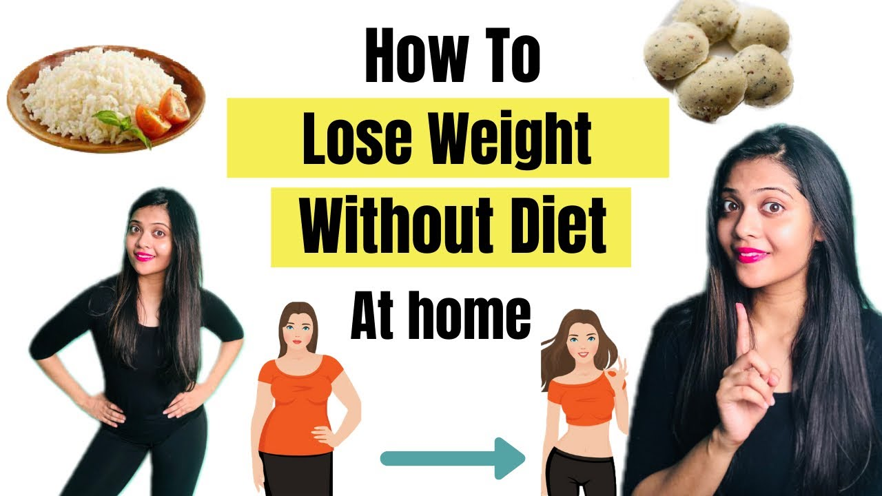 How to Lose Weight  Without Dieting At Home | Permanent Weight Loss Tips | Somya Luhadia