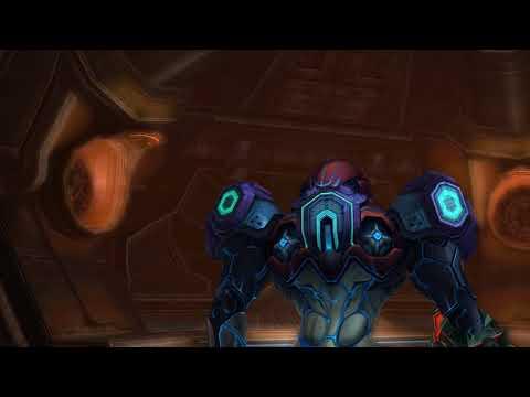 Metroid Prime 3:Corruption 100% walkthrough part 24:Nova Beam