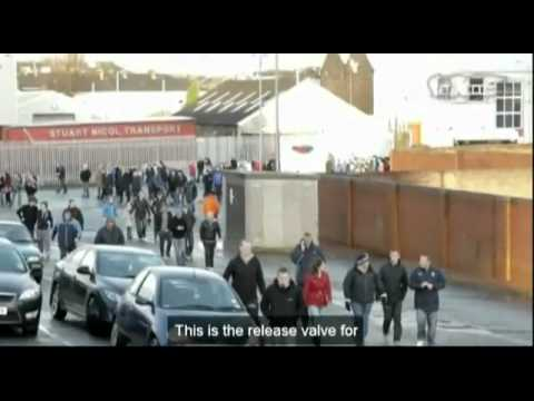 Football Hooligans Rangers & Celtic Part 1 Of 5