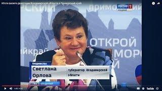 Кремль ограждает президента от контактов с Орловой?