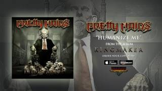 """Pretty Maids - """"Humanize Me"""" (Official Audio)"""