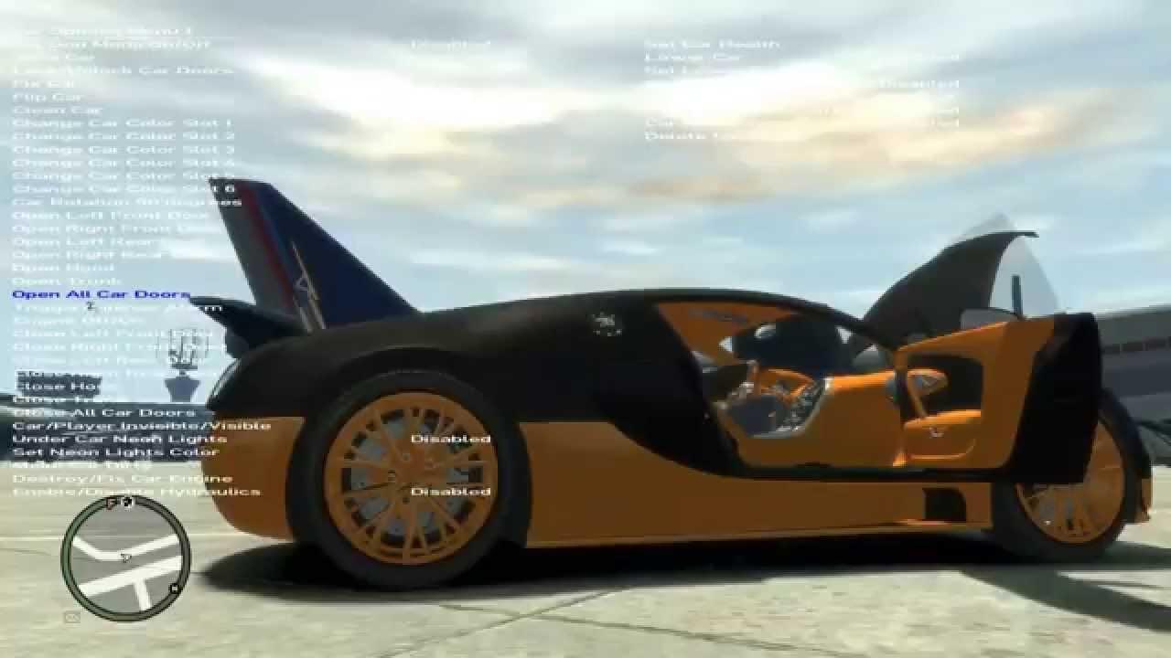 gta iv bugatti veyron super sport crash test youtube. Black Bedroom Furniture Sets. Home Design Ideas