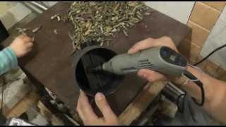 ремонт шибера огонь батарея 9(Исправление заводского дефекта., 2013-11-05T17:51:50.000Z)