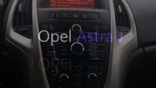 Opel Astra j замена штатному подлокотнику.