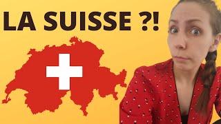 Suisse : Pourquoi J'ai été Surprise