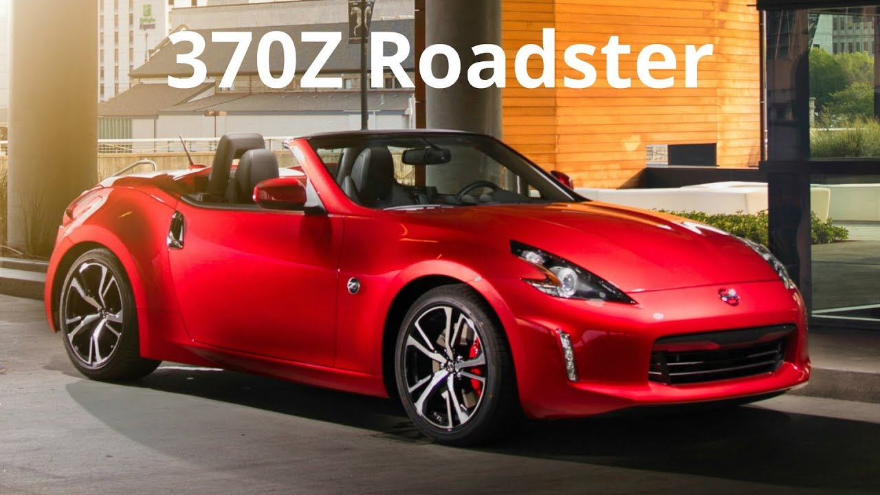 2018 nissan 370z roadster. Interesting Nissan 2018 Nissan 370Z Roadster  An Unmatched Balance Of Dynamic Performance And Nissan 370z Roadster