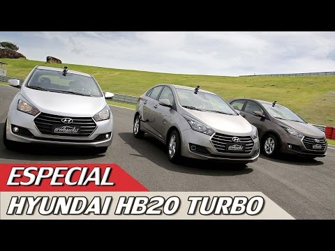 HYUNDAI HB20 TURBO - ESPECIAL #60 | ACELERADOS