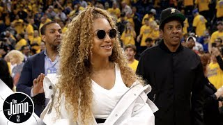 Beyoncé-Adidas deal 'might be more impactful' than Zion's upcoming shoe contract  | The Jump: OT
