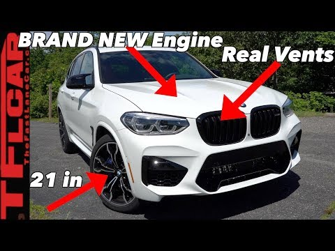 Can This First Ever 2020 BMW X3 M Make You FORGET the BMW M3 You Always Wanted?