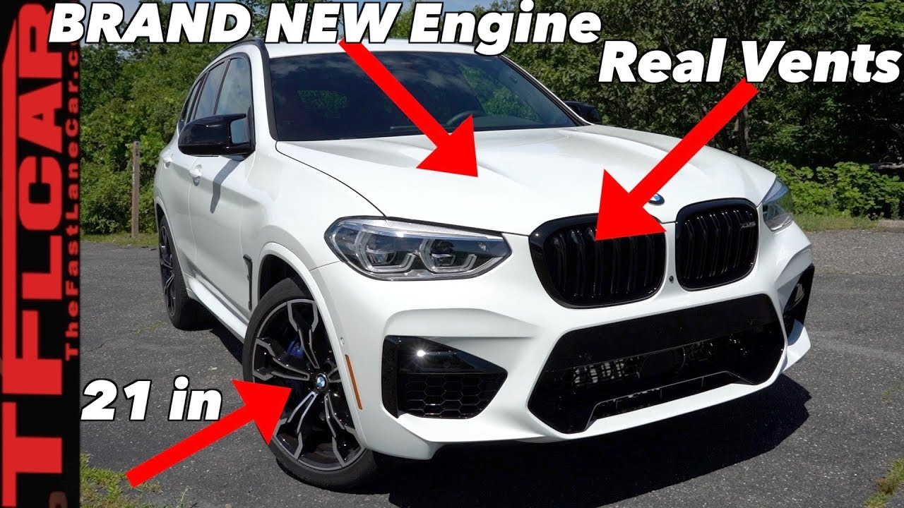 Can This First Ever 2020 Bmw X3 M Make You Forget The Bmw M3 You Always Wanted