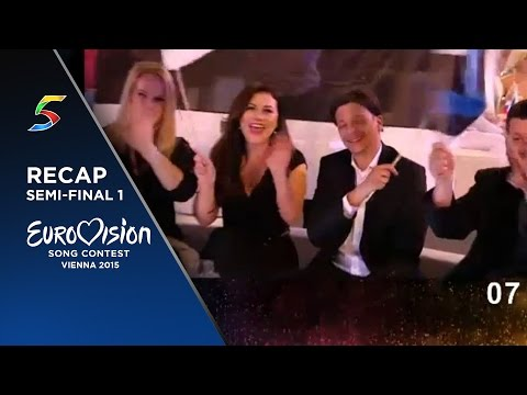 Eurovision Song Contest 2015 1st Semi-Final Recap