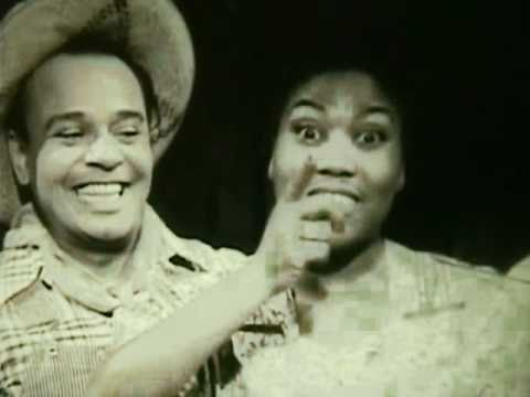 Lucky Millinder--Shout Sister Shout with Sister Rosetta Sharpe.wmv