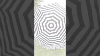 Action DIY: Parasol met franjes 🏖️