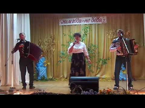 Андрей Лопаткин и супруги Сазоновы В этой деревне