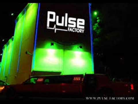 DJ CP @ pulse factory mars 2009