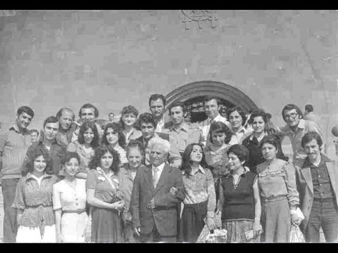 Ֆիլմ Հայրիկ Մուրադյանի մասին Film About Hayrik Muradyan
