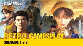 Retro GamesPlay - Shenmue 1 + 2 + Extra Round: Depth Dwellers