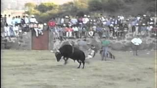 Cesar Reyes Vs. El Coyote en Huecorio 1994