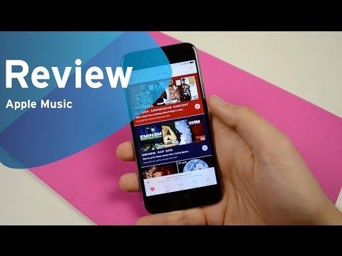Apple Music review (Dutch)