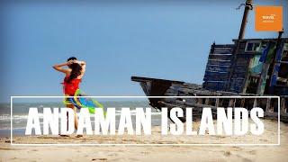 Trip To Andaman Islands, INDIA | HD