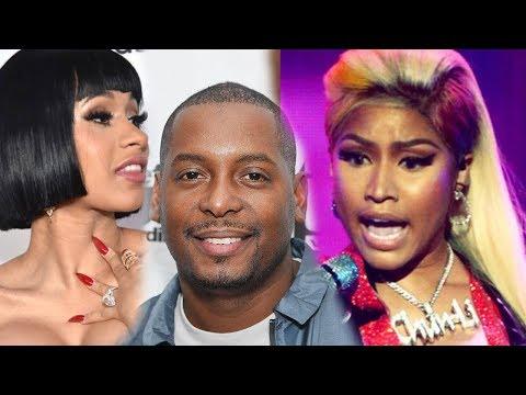 Nicki Minaj goes off on DJ self after saying Cardi B album is better than Nicki Minaj album