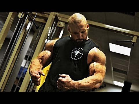 Pavel Beran - One Shot One Kill / Bodybuilding Motivation