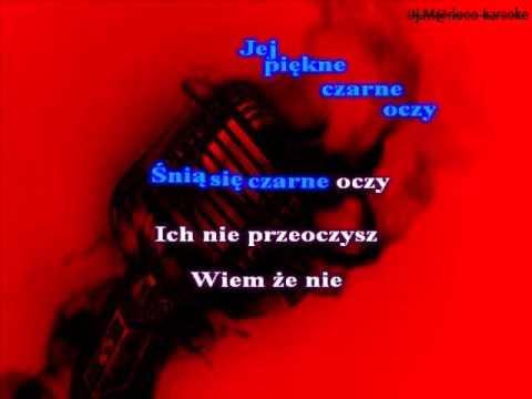 Karaoke IVAN i DELFIN - Jej piękne czarne oczy