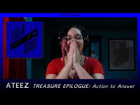 Download ATEEZ TREASURE EPILOGUE: Action to Answer First Listen With a Cameo By My Cat Leola Mp4 baru