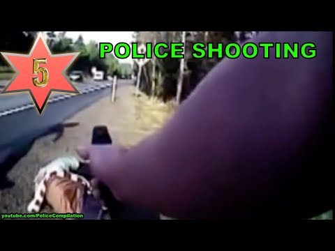Police shooting criminals, part 5