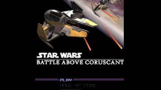 Star Wars: Battle Above Coruscant (2005) Gameplay