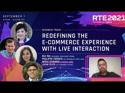 Download RTE 2021 Recap: Kuick talks about their founding story and its Shopify APP for LIVE Shopping!