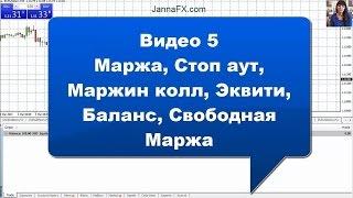 Форекс для Новичков, Маржинальная Торговля, Основные Понятия