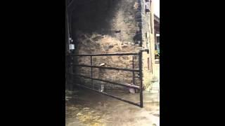 Barriere automatique gérée par arduino