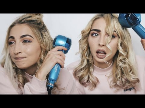 DOES THIS CURL MACHINE REALLY WORK?! | Brittany Balyn