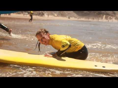 Algarve Surf School, Portugal