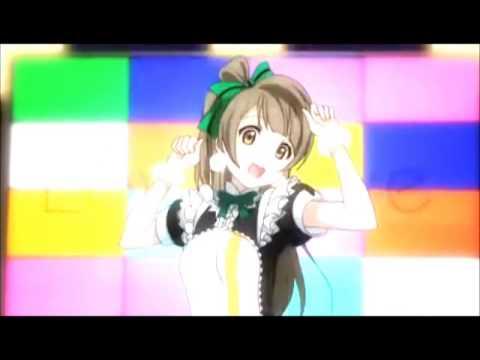 Anime girl kriegerin