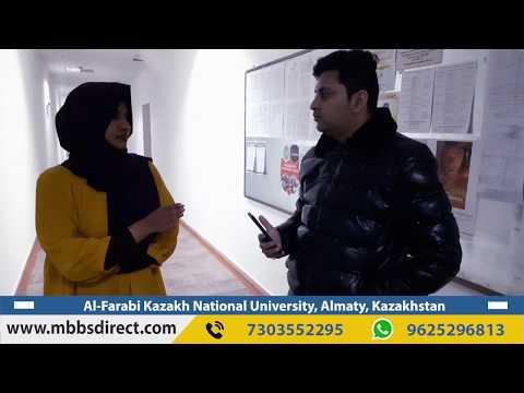 Al Farabi Kazakh National University Almaty, Kazakhstan