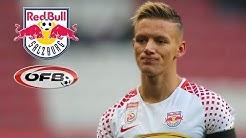 HANNES WOLF • Amazing Midfielder • RedBull Salzburg • Goals & Skills