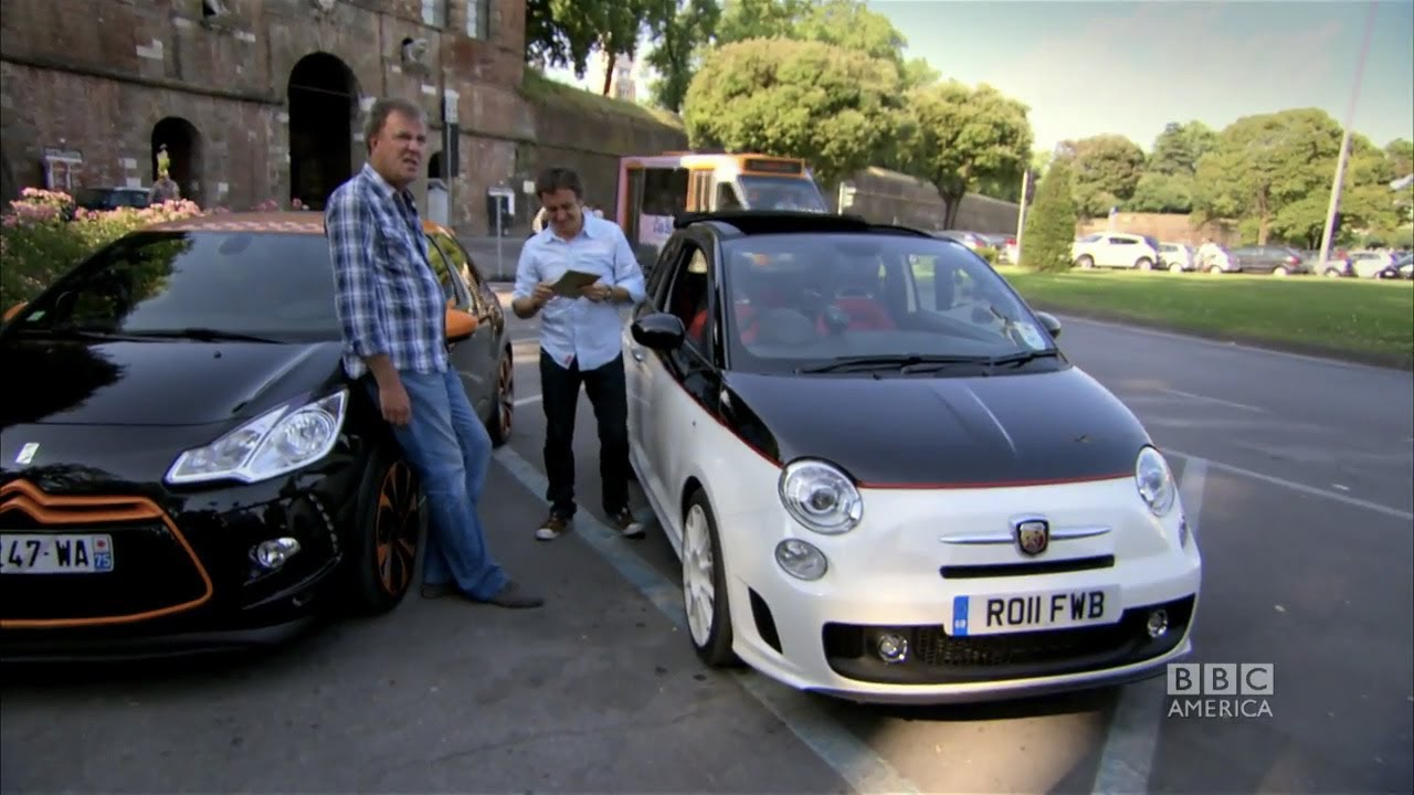Sneak k: TOP GEAR Ep 2: the Hatchback Challenge - YouTube