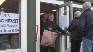 Galleri Normisjon åpner ny butikk i Bergensområdet