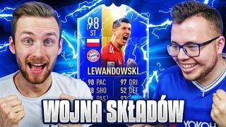 POLSKA N3JXIOMA VS POLSKA JCOBA! Wielki Powrót WOJNY SKŁADÓW | FIFA 19