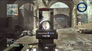 "MW3 ""Survival Mode"" w/ Ali-A! - Seatown Gameplay! - (Call of Duty Modern Warfare 3)"