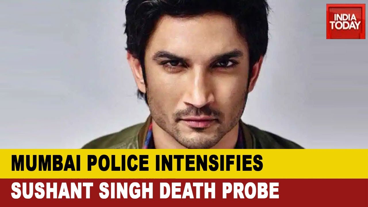 Sushant Singh Rajput death: Mumbai Police likely to record ...