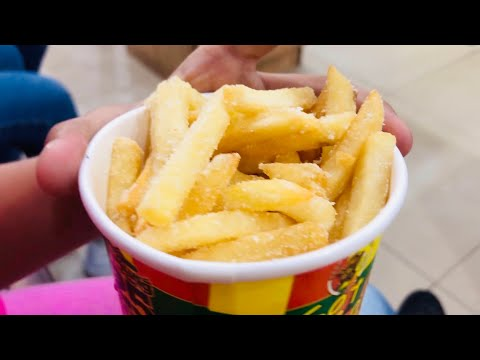 Kids Review: Pasadong French Fries Lang! (Anong French Fries 'To?) | Food Cart In The Philippines