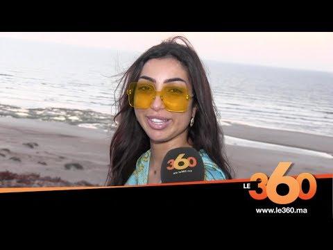 Le360.ma •  الفنانة دنيا باطمة تعد جمهورها بأغنية صحراوية