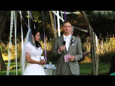 Seth & Sierra Ring Ceremony