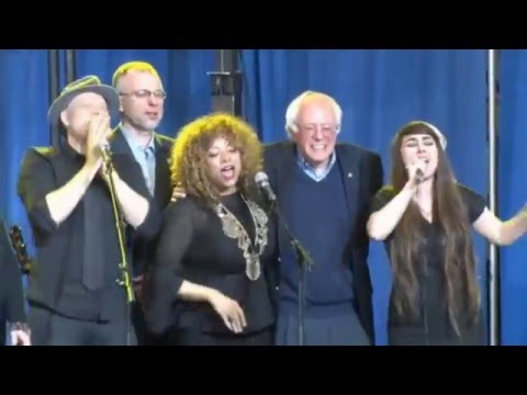 """Bernie Sanders """"This Land Is Your Land"""" In Essex Junction, Vermont - *Recorded Livestream*"""