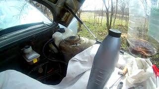 Вся правда о замене тормозной жидкости ВАЗ 2110-2112